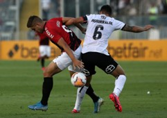 AFP Colo-Colo Athletico Paranaense Libertadores 2020