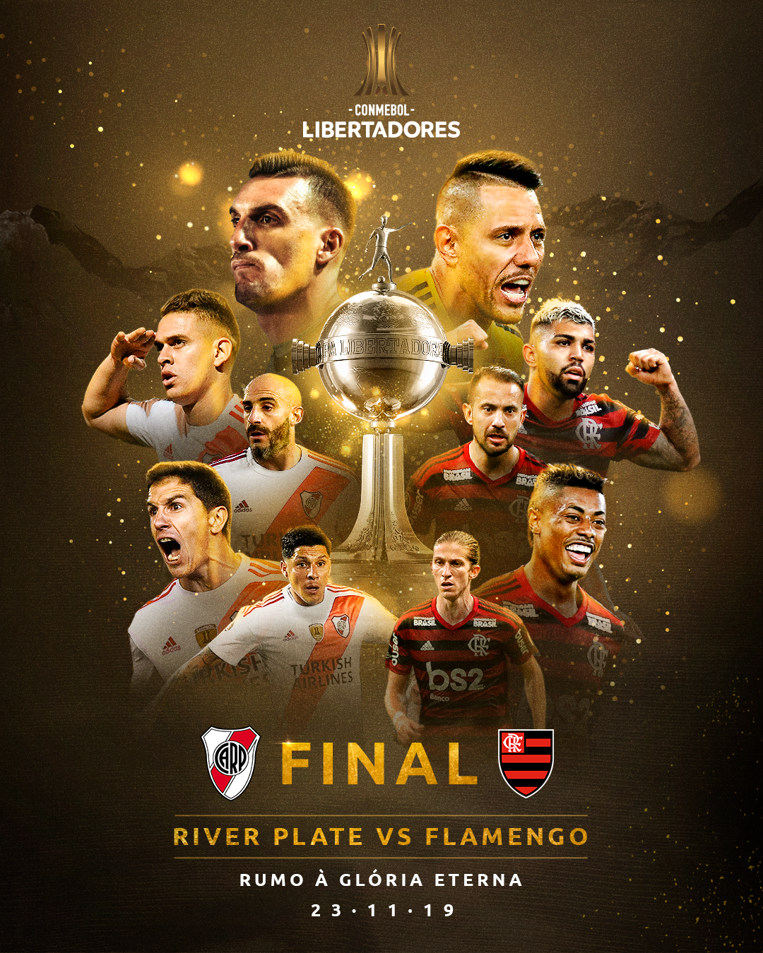 Final Flamengo River Plate