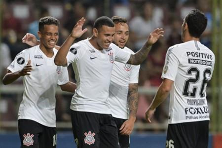 AFP Corinthians Libertadores 2018 Sidcley