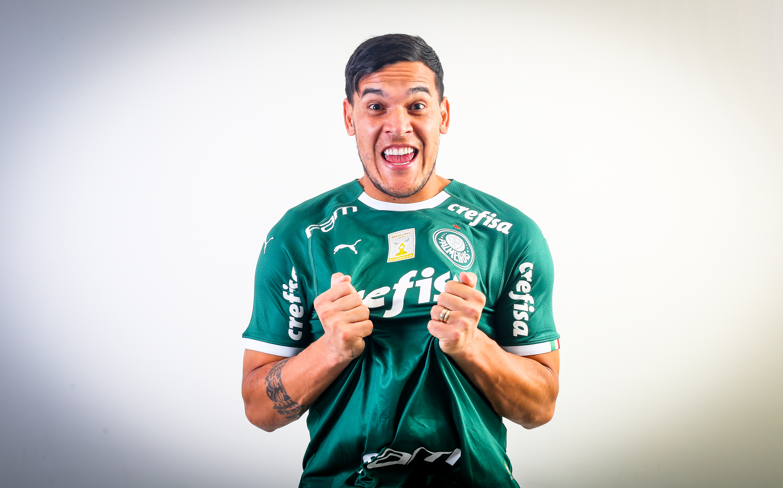 Gustavo Gómez - Palmeiras