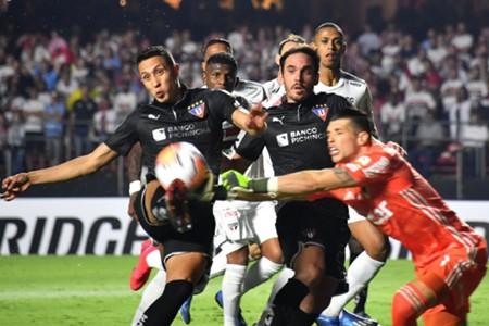AFP São Paulo LDU Libertadores 2020
