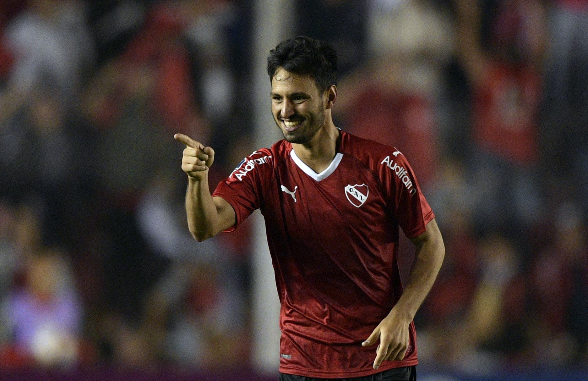 Sánchez Miño Sudamericana Independiente