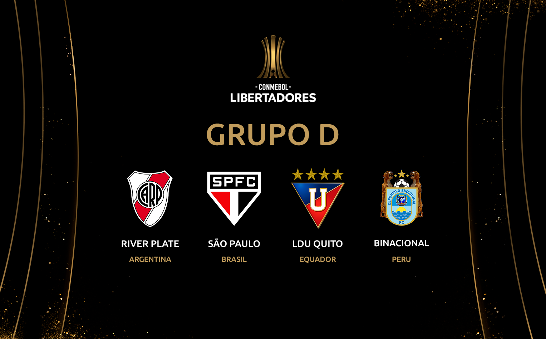 Grupo D Libertadores 2020