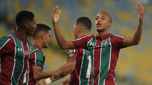 João Pedro AFP Fluminense Copa Sudamericana 2019