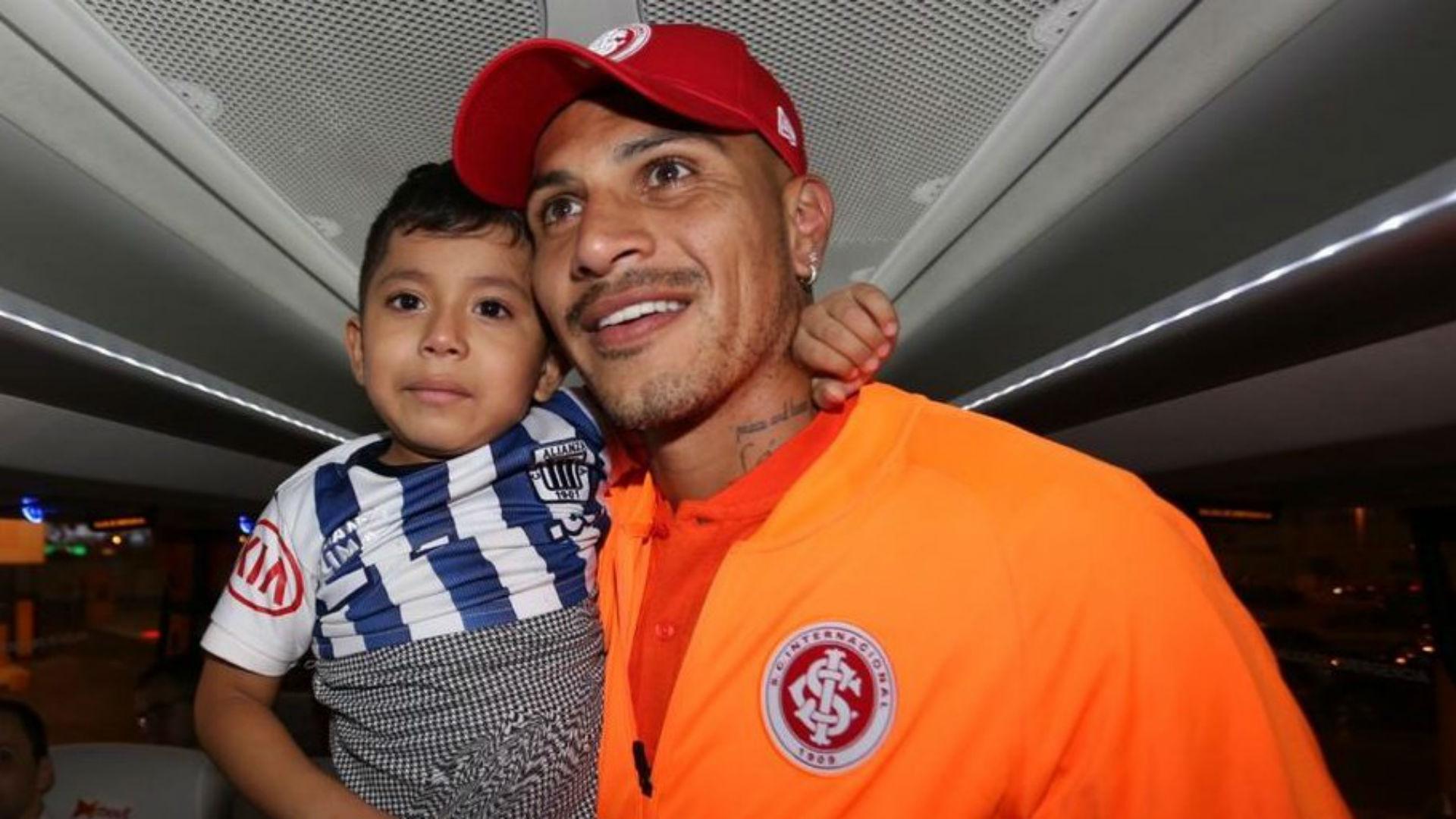 Paolo Guerrero Alianza Lima Inter