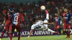 Las mejores fotos de la Fecha 1 de la Libertadores