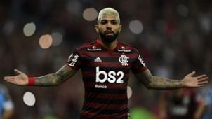 Gabigol AFP Libertadores Flamengo