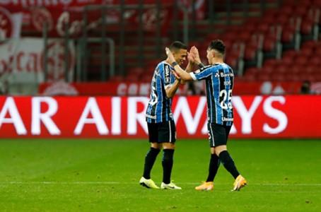 Grêmio - Internacional Fecha 4