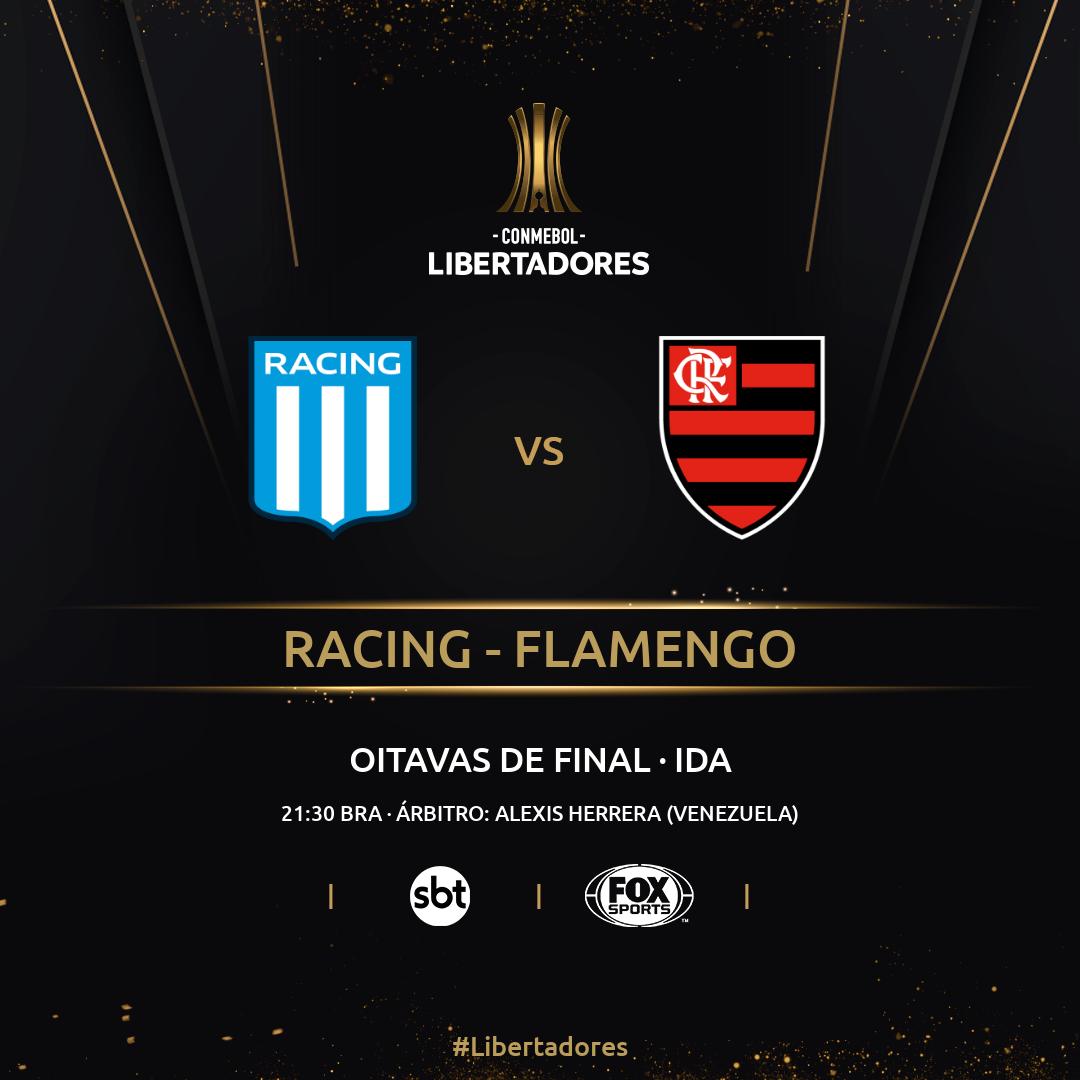Racing-Flamengo