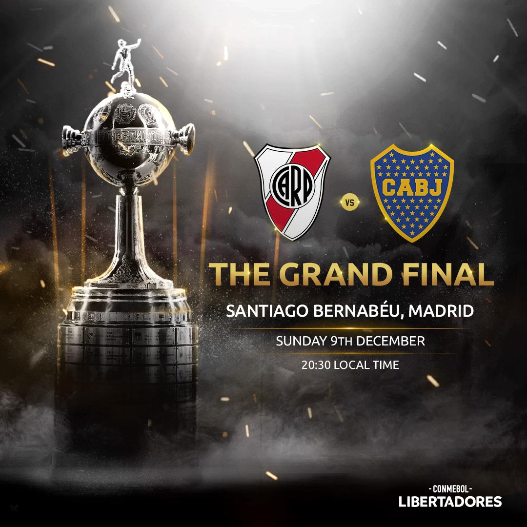 Copa Libertadores Bernabeu