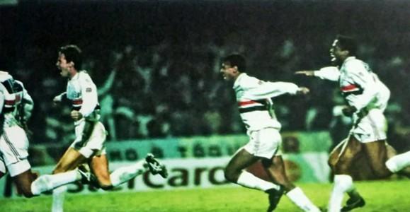 São Paulo 1992 - Libertadores