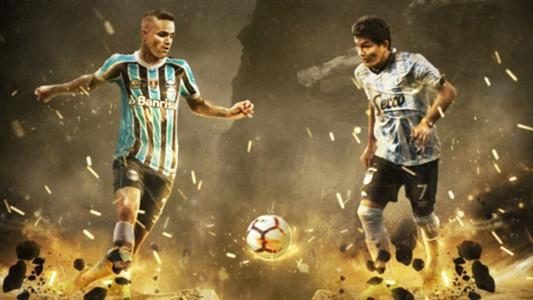 Atlético Tucumán-Gremio