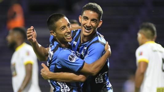 Liverpool 5-0 Llaneros