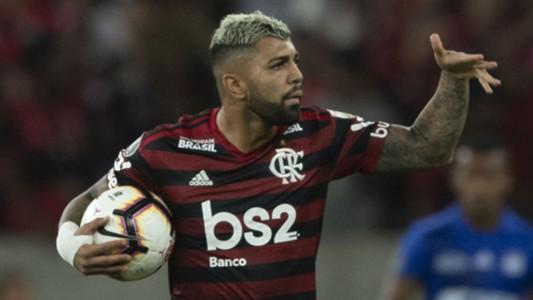 AFP Gabriel Barbosa Copa Libertadores