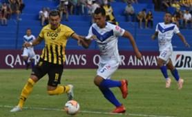 AFP Guaraní San José Libertadores 2020