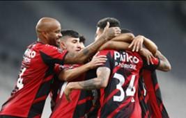 Athletico Paranaense - Colo Colo Fecha 4