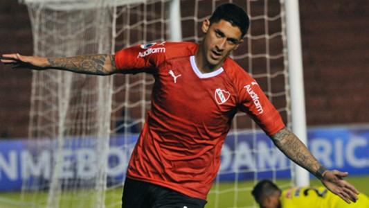 AFP Pablo Hernández Independiente Copa Sudamericana 2019