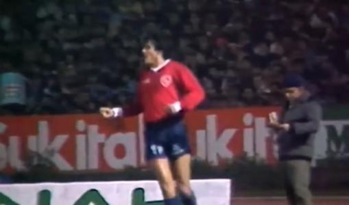 Jorge Burruchaga - Independiente 1984