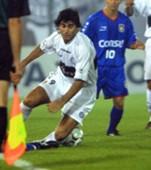 Richart Báez 2002 Olimpia