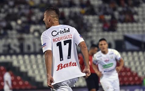 AFP Juan David Rodriguez Once Caldas Deportivo Santani