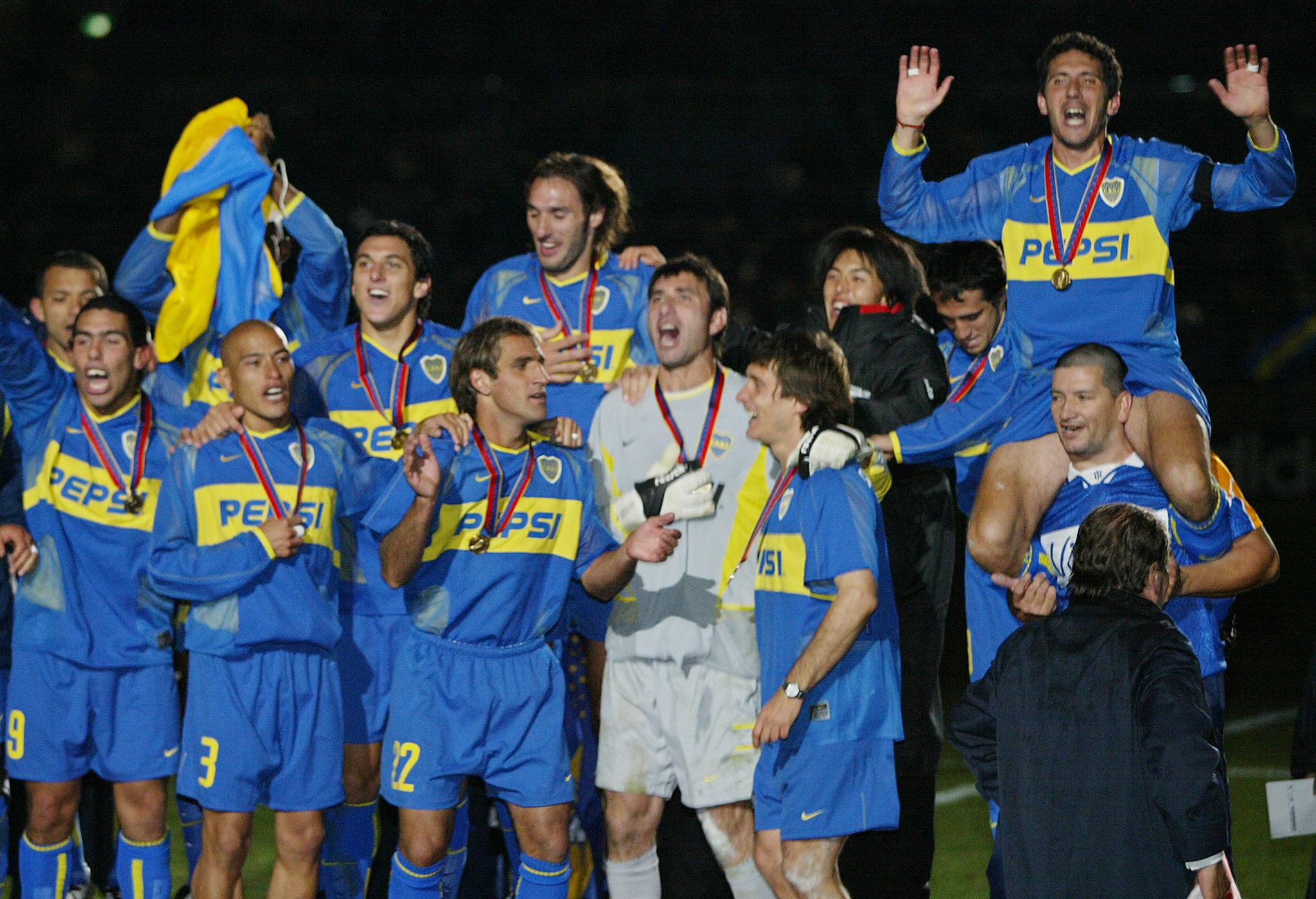Boca campeón intercontinental