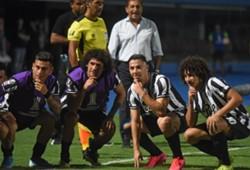 AFP Libertad Caracas Libertadores 2020
