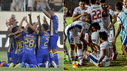 Delfín Nacional Fase 1 Copa Libertadores 2019