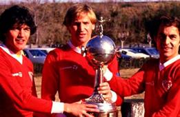 Independiente Libertadores 1984