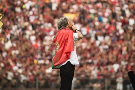 Jorge Jesus Flamengo Final Libertadores