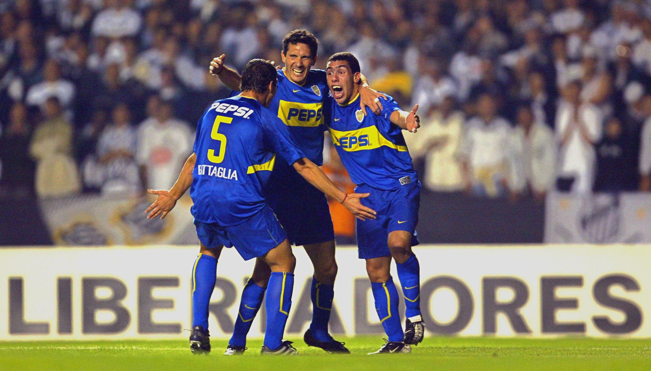 Boca campeón Copa Libertadores 2003 | Copa Libertadores