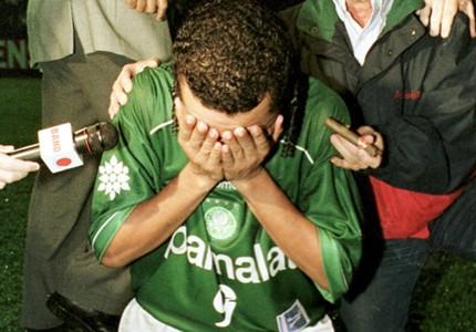Oséas - Palmeiras 1999 Libertadores