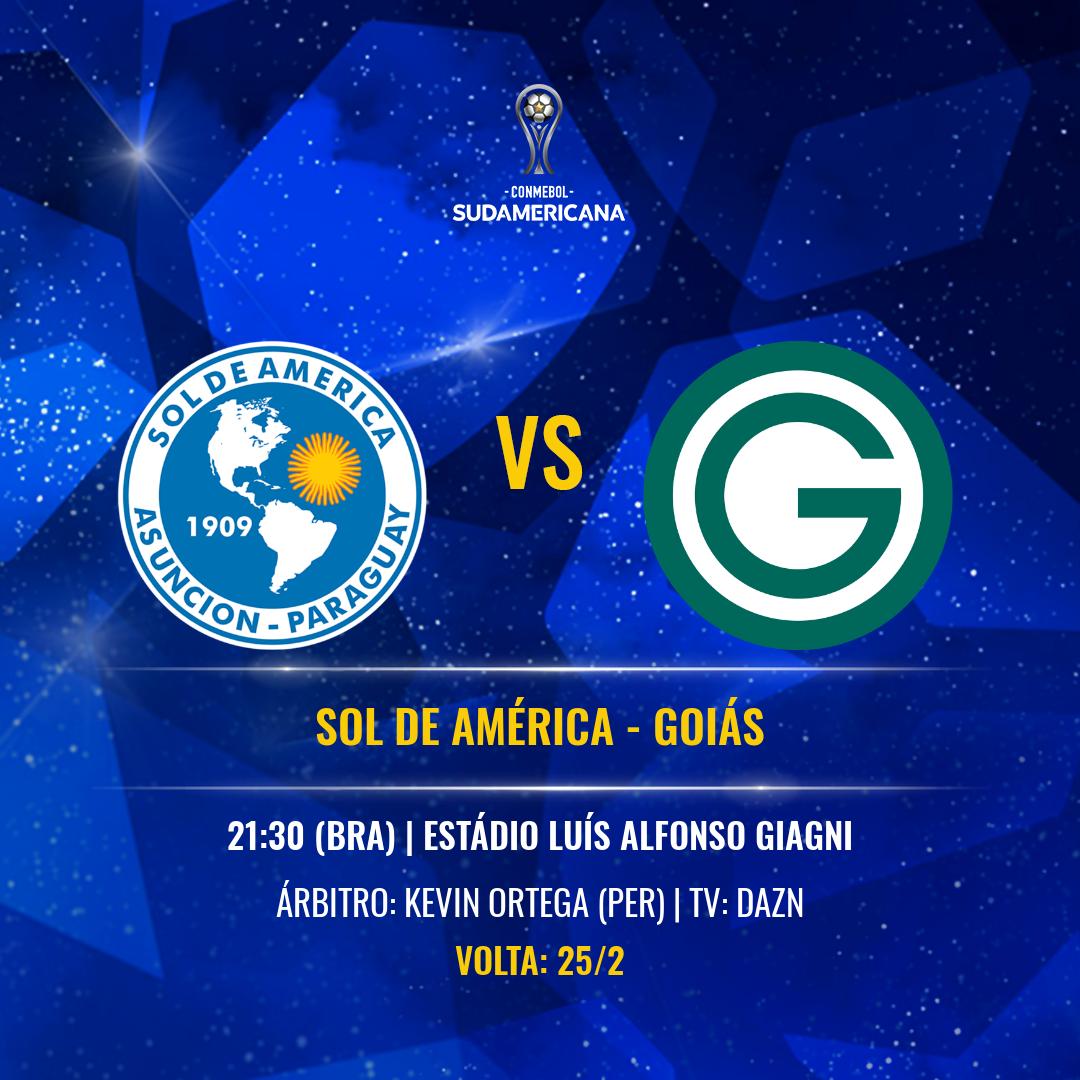 Sol de América-Goiás Sul-Americana 2020