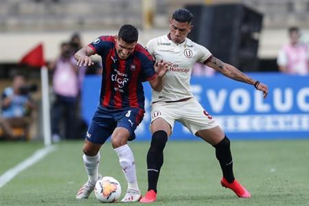 Universitario x Cerro - Libertadores