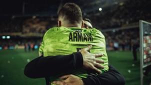 Franco Armani Copa Libertadores