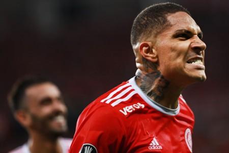 AFP Paolo Guerrero Libertadores 2020