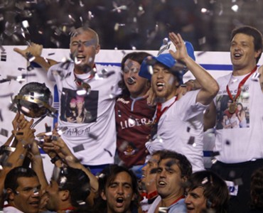 Arsenal campéon sudamericana 2007