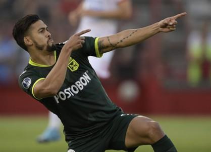 AFP Andrés Andrade Atlético Nacional Sul-Americana 2020