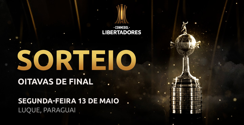Anúncio - sorteio da Libertadores
