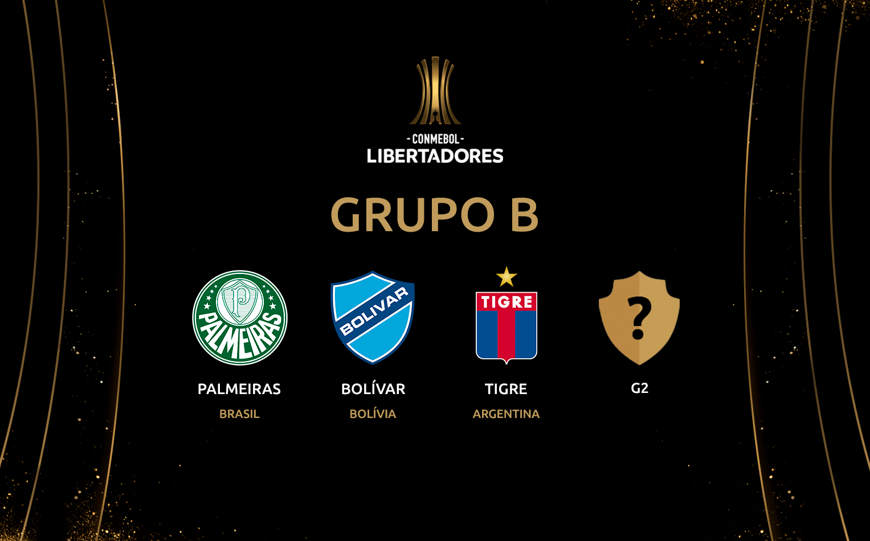 Grupo B - Libertadores