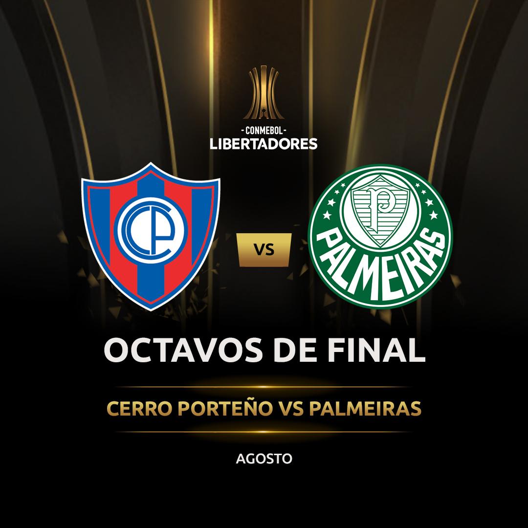 Cerro Porteño-Palmeiras
