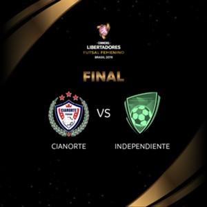 Final CONMEBOL Libertadores Futsal Femenino 2019