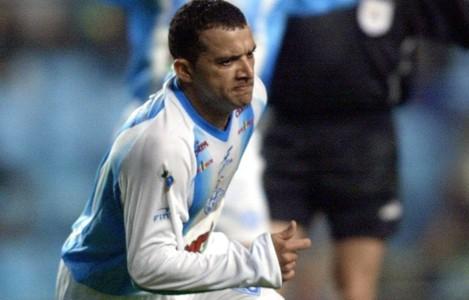 AFP Iarley Paysandu Boca Juniors Libertadores 2003