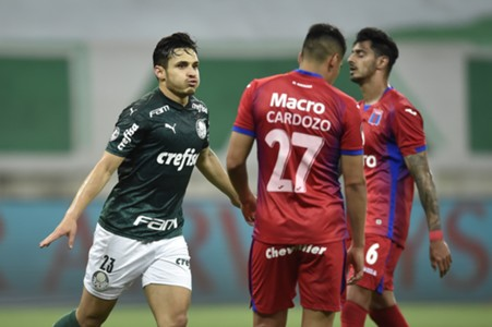 Palmeiras Tigre Libertadores 2020