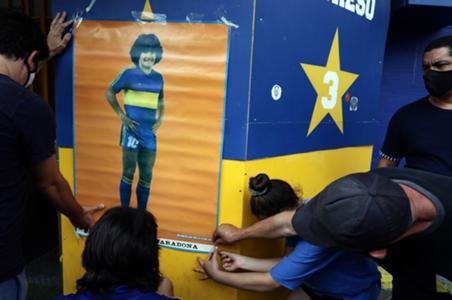 Duelo por Diego Maradona: se reprogramó Internacional - Boca Juniors por los Octavos de Final de la Copa Libertadores   Copa Libertadores