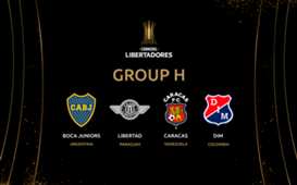 Group H cover