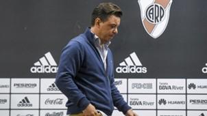 AFP Marcelo Gallardo River Boca Copa Libertadores 2018
