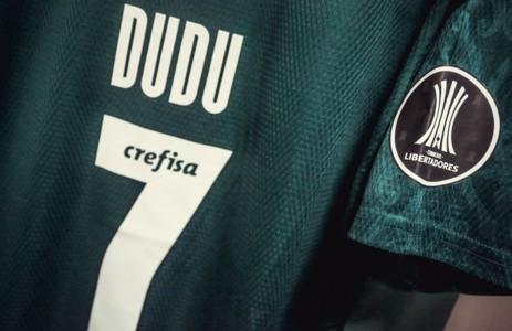 Palmeiras - Libertadores - Dudu