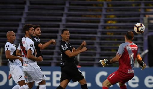 AFP Danubio Atlético-MG Ricardo Oliveira Cristóforo