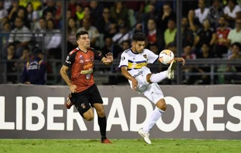 AFP Caracas Boca Juniors Libertadores 2020