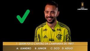 Quiz do Flamengo